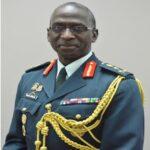 Brigadier General Anthony Phillips-Spencer