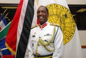 Brigadier General Ancil Antoine